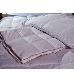 Одеяло пуховое кассетное коллекции Люкс Лето