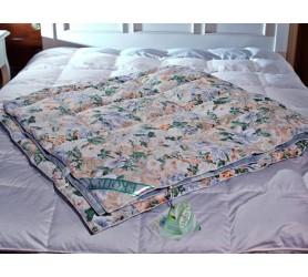 Одеяло полупуховые стеганые коллекции Экопух Зима